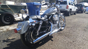 Moto Harley Davidson sportster 2005 comme neuve