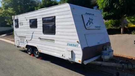 Jayco Starcraft 2010 Caravan 19.6 foot. Gordon Tuggeranong Preview