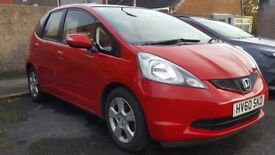 Honda Jazz 1.4ES (2010) - only 43000 miles. Available 1 December