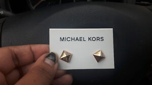 Micheal Kors earrings