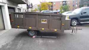 6 foot 2 by 10 utility trailer Cambridge Kitchener Area image 2