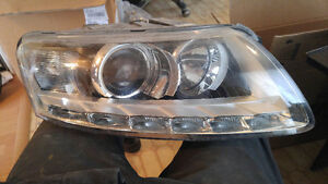 A6 2009 2010 2011 LUMIERE DROITE OEM RIGHT HEADLAMP LIGHT