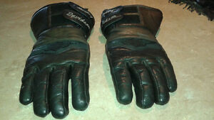 HD Insulated Leather Gloves