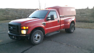 2008 FORD F-350 DUALLY