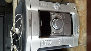 Sony audio/cd/ gaming system. Subwoofer included Peterborough Peterborough Area image 2
