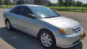 2003 Honda Civic - 2 door coupe