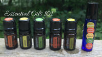 Essential Oils 101 - Empower Your Health, Change Your Life
