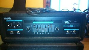 Amplis peavey mark 111 tm bass xp série 300 chs USA