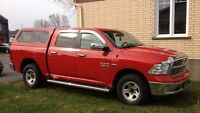 Dodge Ram 1500 Big Horn 2013