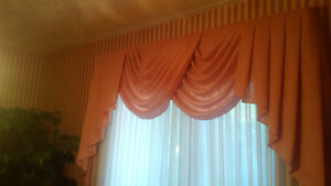 CURTAIN TOPPER Cambridge Kitchener Area image 1