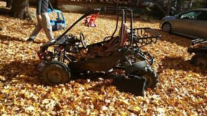 I have a four wheeler and dune buggy fs