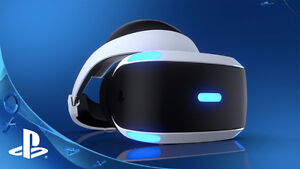 PLAYSTATION VR - BRAND NEW, NEVER OPENED
