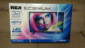 """Brand New in box 32"""" RCA LED"""