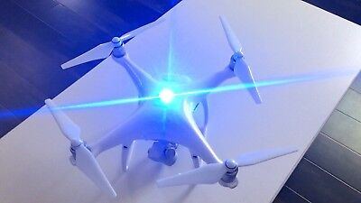 BLUE Strobon Cree LED Drone Strobe UAV standalone Drone Lighting 3 mile Night
