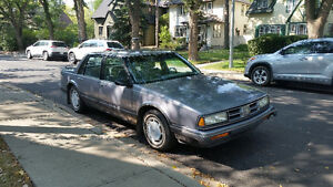 1990 Oldsmobile Eighty Eight Olds 88 Brougham 78,500KM