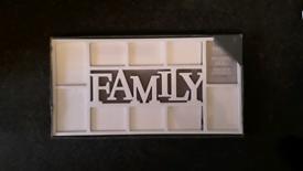 Family Frame For 10 photos