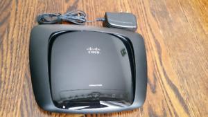 Cisco E1000 Wireless Router