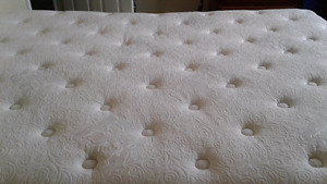 Queen size bed....excellent condition
