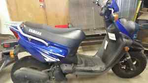 Scooter Yamaha 2009