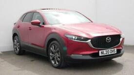 image for 2020 Mazda CX-3 2.0 Skyactiv-X MHEV Sport Lux 5dr Hatchback petrol Manual