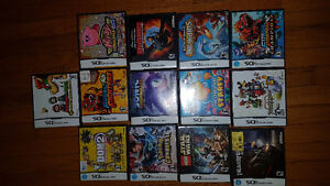 Nintendo DS games for sale, $10 - $25