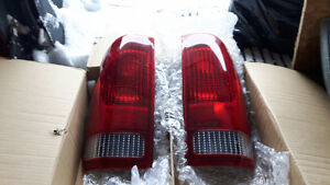 2006 Ford F250 Headlights and Tail lights Peterborough Peterborough Area image 4