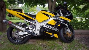 GSX-R 750 2001