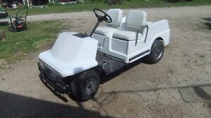 1979 Harley Davidson 4 wheel golf cart
