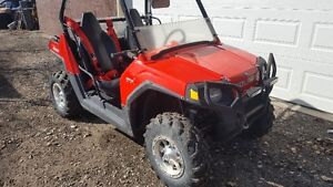 RZR 800 FOR PARTS