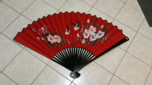 Chinese fan painting for sale
