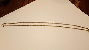 10k golden chain