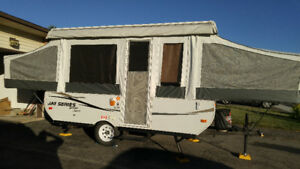 Mint condition 2013 Jayco Jay Series Sport 12SC Tent Trailer