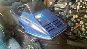 1978 Kawasaki intruder 440