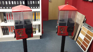 Candy dispenser/vending machines for business