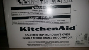 Kitchen Aid Counter Top Micro