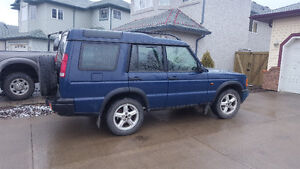 2000 Land Rover Discovery loaded Wagon