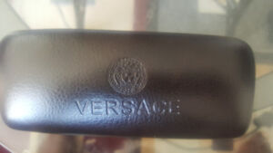 Black Gold/Grey Versace Sunglasses - $1000