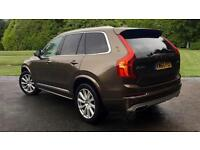 2015 Volvo XC90 2.0 D5 Inscription AWD Auto W. Automatic Diesel Estate