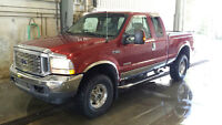 *********** MINT COND F 350 DIESEL 1 OWNER ************
