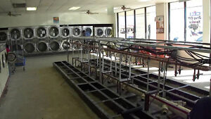 Coin operated commercial and Laundromat Washer/dryer repair.
