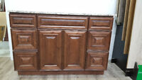 solid wood vanity year-ending clearence sale!!!!
