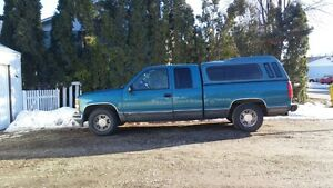 1997 Chevrolet Cheyenne 2 Wheel Drive Pick Up