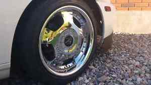 Jdm ssr speed star wheel