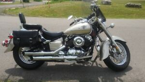 Want to trade this Yamaha 650 vstar for 70's vette needing work