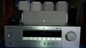 YAMAHA HTR-5730 5.1ch Home Theater Control Receiver Amplifier