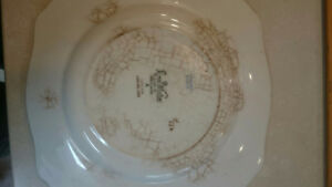 Lot of antique china