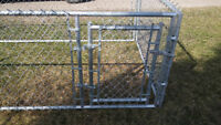 Permanent or Portable Kennels