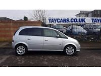 2006 VAUXHALL MERIVA 1.4, 1 YEARS MOT, NEW TIMING BELT REDUCED £1295