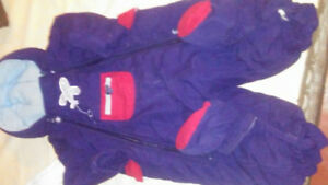 Like new winter suit