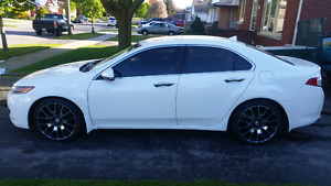 2009 Acura TSX 6 Speed Tech Package